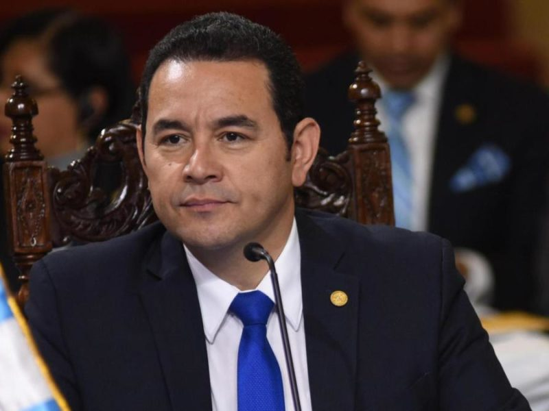 Presidente Morales compra voluntad de sindicalista