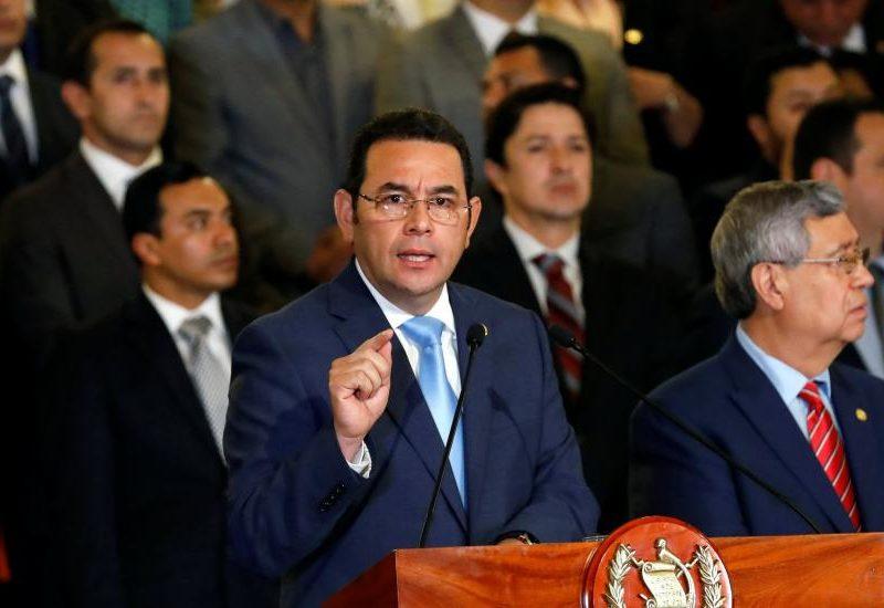 Unión Europea llama al gobierno de Guatemala a respetar la democracia