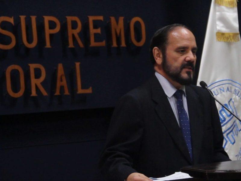 Leopoldo Guerra recurre a la CIDH ante presiones por haber inscrito a Aldana