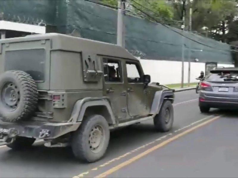 Estados Unidos sanciona al gobierno de Jimmy Morales por uso incorrecto de Jeeps J8