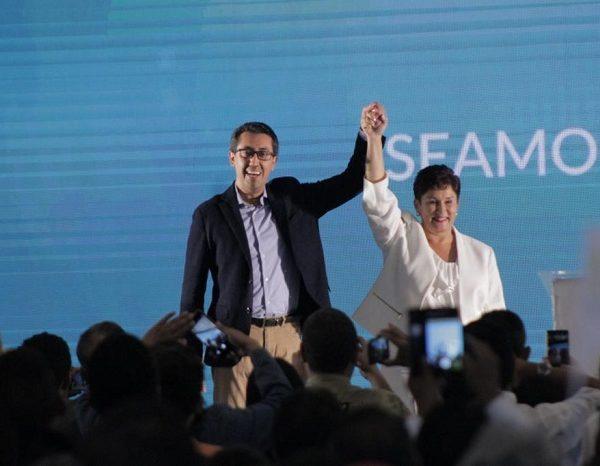 Thelma Aldana afirma que será la próxima presidenta de Guatemala