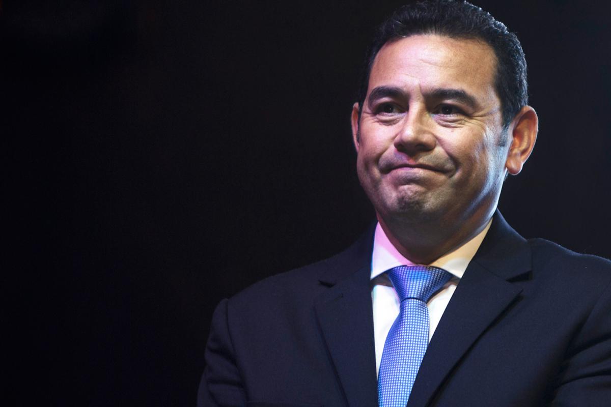 Jimmy Morales y los Q352.5 millones en sobresueldos para sus empleados más cercanos