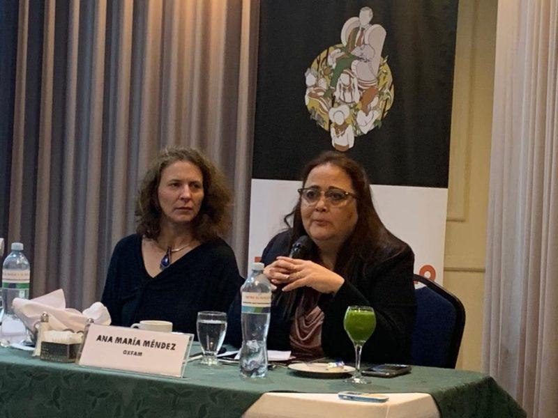 Oxfam afirma que la democracia en Guatemala está secuestrada