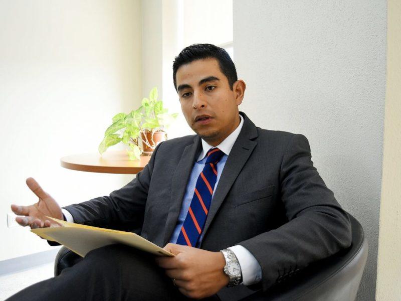 «Bloqueo se enfoca a quienes luchan contra la corrupción»