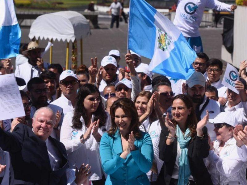 Zury Ríos no acata las decisiones de la Corte de Constitucionalidad