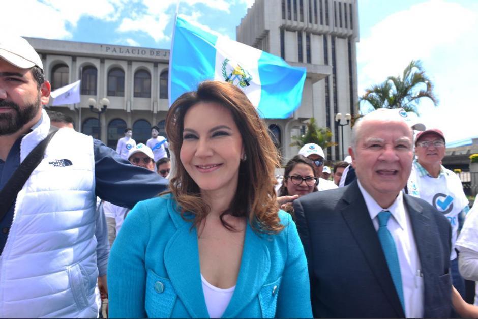 Temen un «jueves negro» tras la anulación de inscripción de Zury Ríos