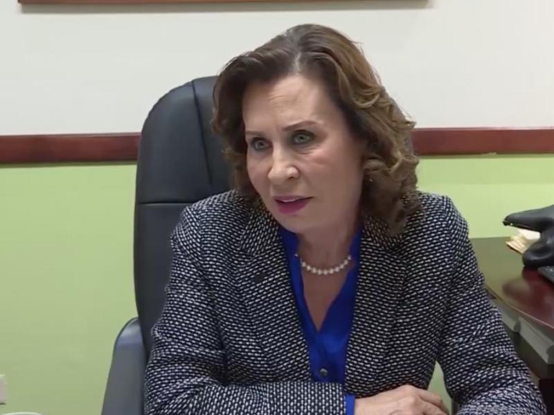 Sandra Torres, la candidata a la presidencia manchada por corrupción