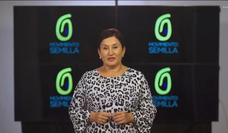 Aldana cuenta con el 59% de aceptación entre los guatemaltecos