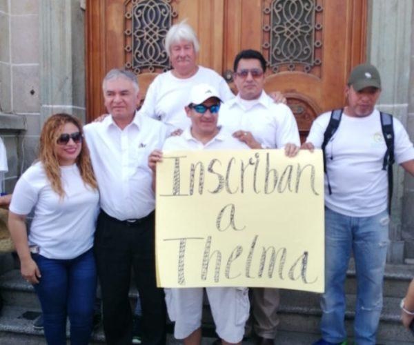 Masivo apoyo de la ciudadanía para inscripción de Thelma Aldana