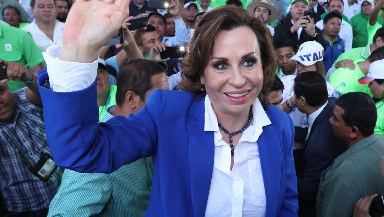 El 45% de los guatemaltecos nunca votaría por Sandra Torres