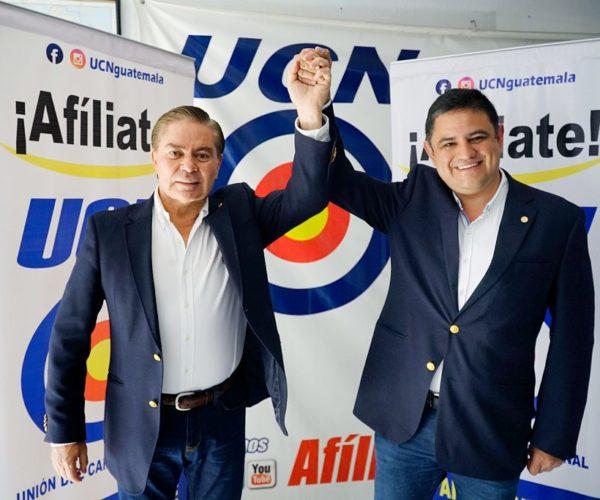"""Estados Unidos advirtió al Gobierno de Guatemala que la UCN era un """"narco partido"""""""