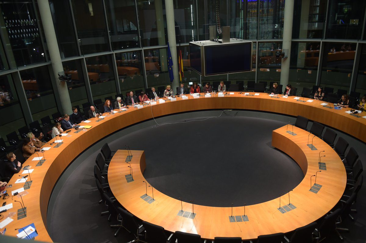 Parlamentarios alemanes ven con preocupación el proceso electoral de Guatemala