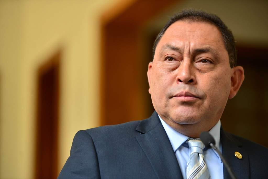 Exministro de Gobernación fue condenado a 13 de prisión por peculado y fraude