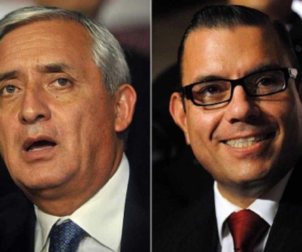 PNC también brindó seguridad en el pasado a Manuel Baldizón y Otto Pérez Molina