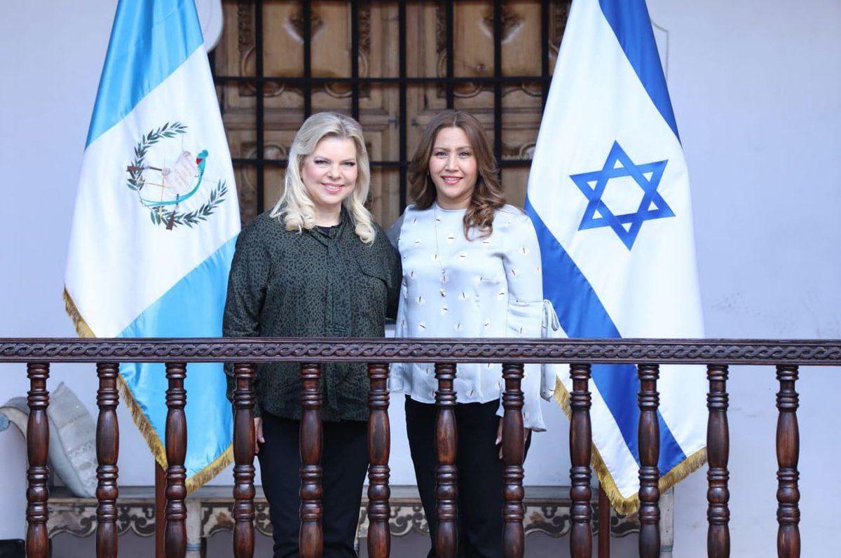 La excusa perfecta de Paty de Morales para viajar a Israel