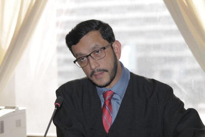 Juez que emitió orden de captura en contra de Aldana, también cuenta con «seguridad personalizada»