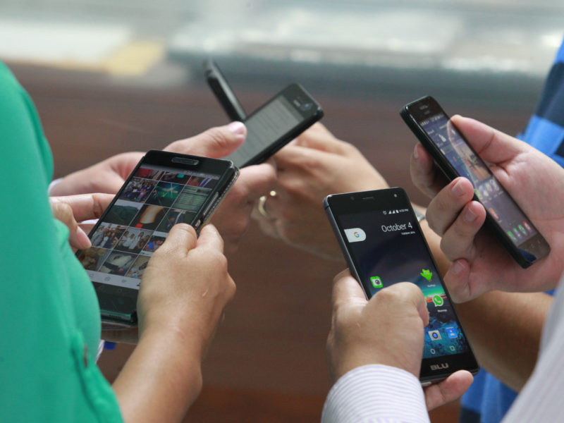 Jimmy Morales dejará un país rezagado en tecnología