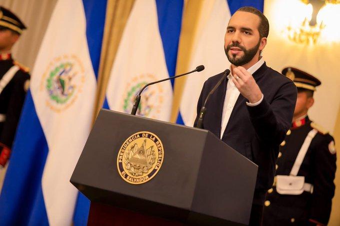 95.7% de los salvadoreños aprueban trabajo de Presidente Bukele ante el Covid-19