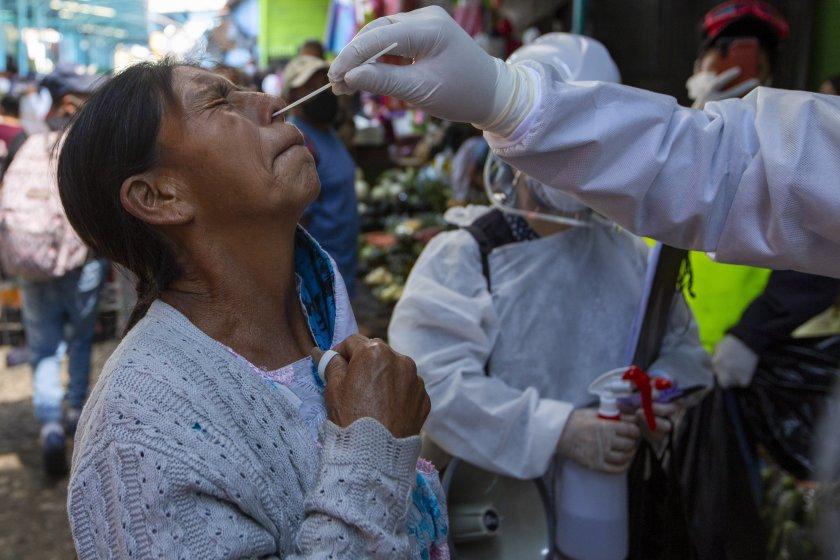 Más de 4 mil personas se han infectados de coronavirus en el país