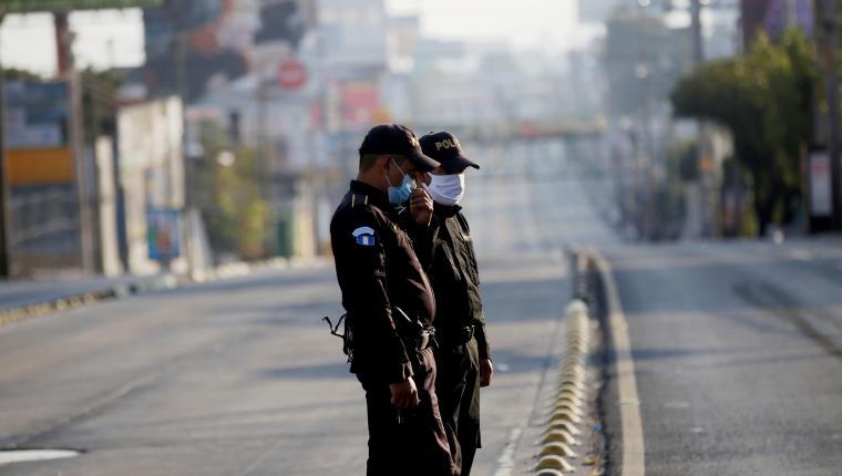 170 policías y 18 soldados sufren coronavirus en el país