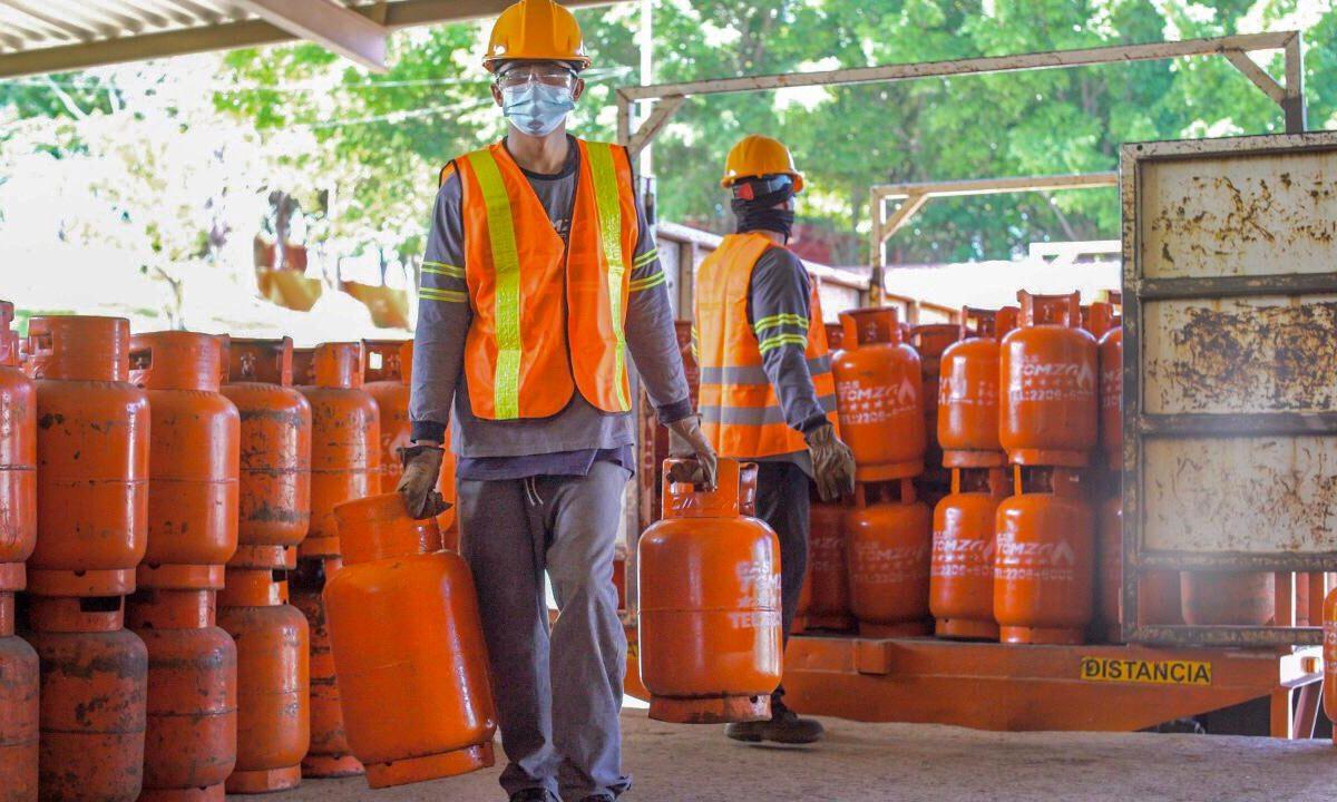 Grupo Tomza en El Salvador destaca por la seguridad que brindan sus cilindros de gas