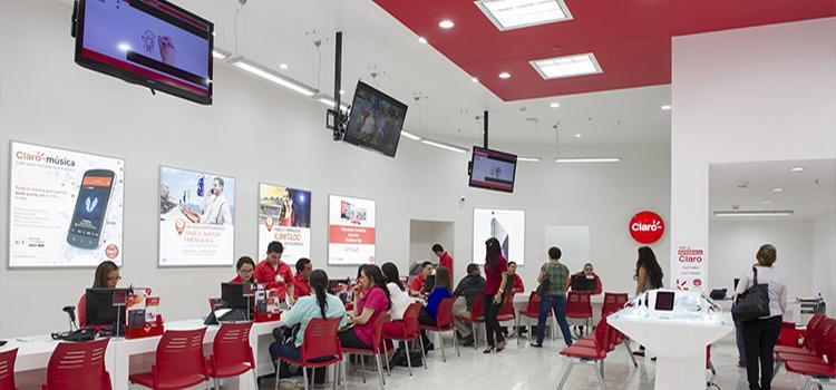 Red de Claro Guatemala se reactiva paulatinamente